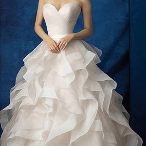 Allure Bridals Style 9375